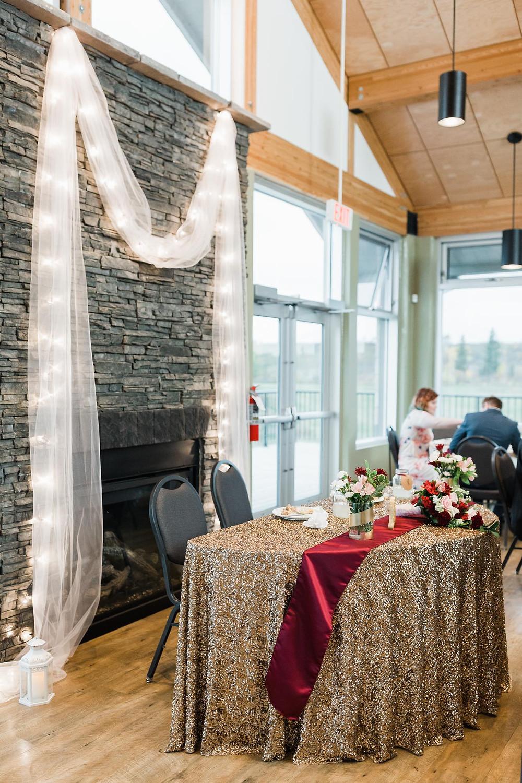 Fort Sask Wedding Photographer