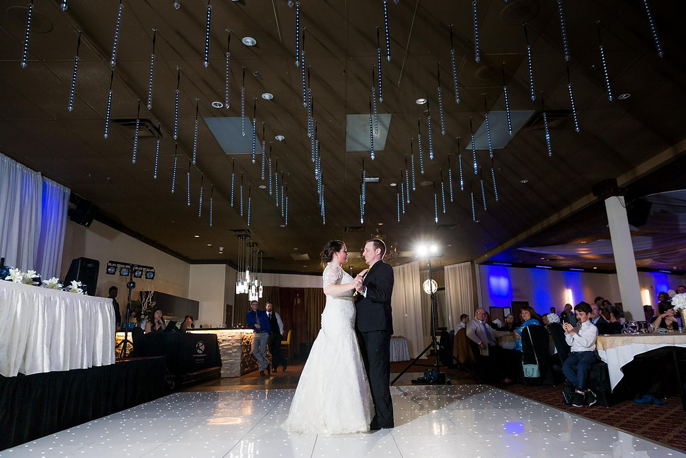 South Edmonton Wedding Venue