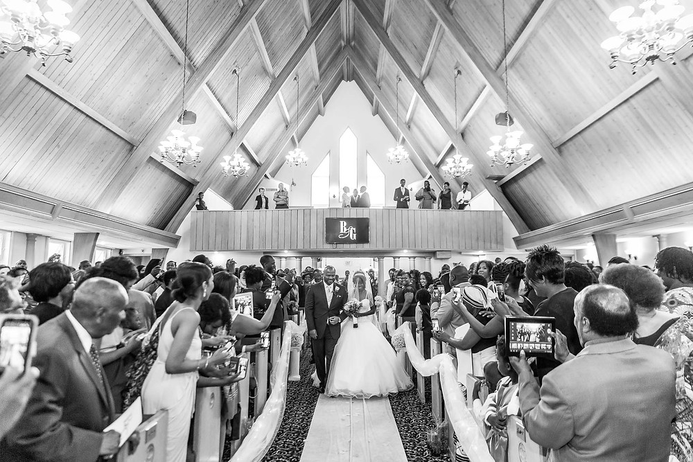 African Wedding Edmonton