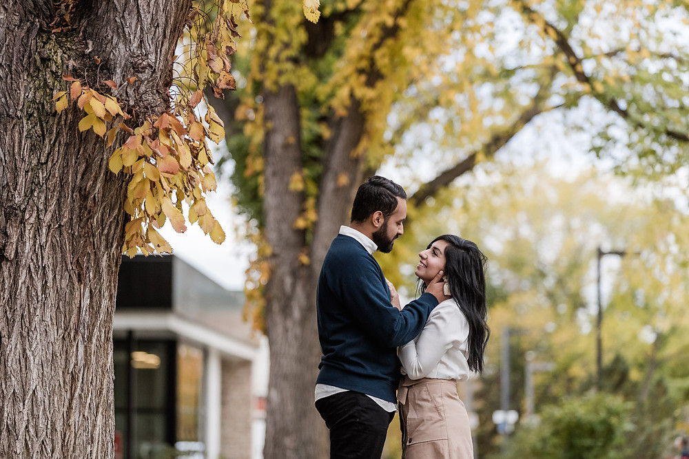 romantic fall images