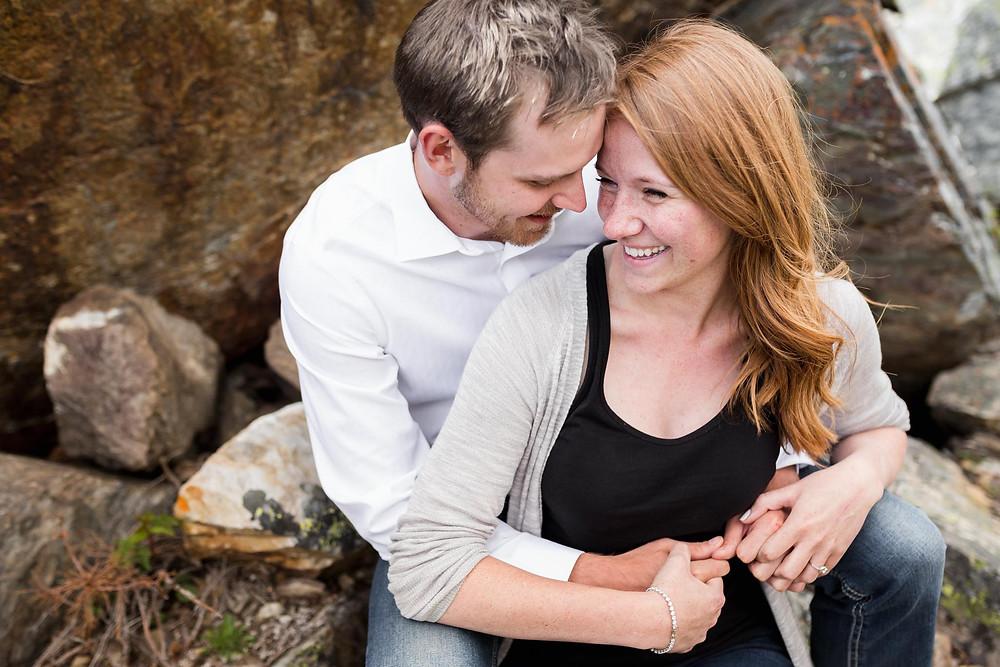 Cute Mountain Couples