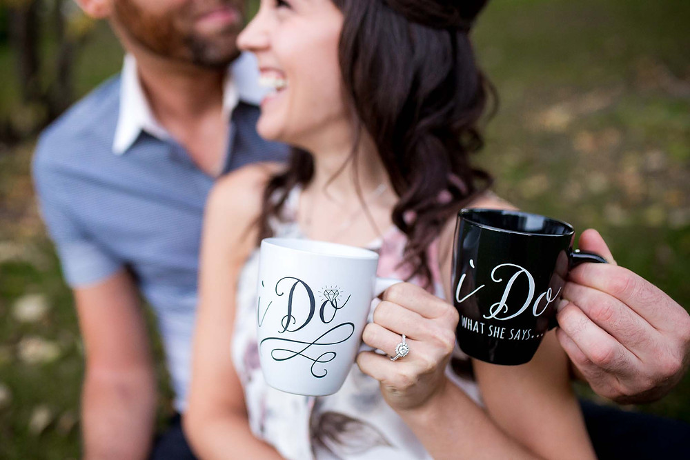 Best Edmonton Engagement Photographer