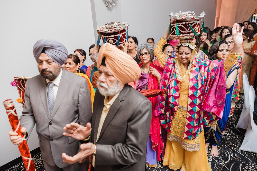 Edmonton indian wedding photos