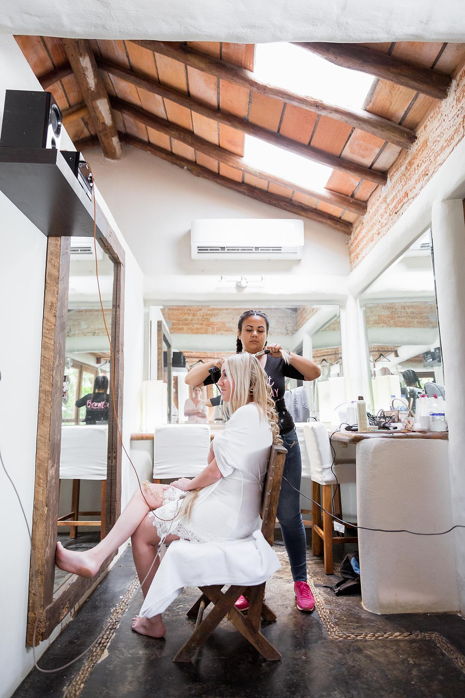 Bridal Prep Suite