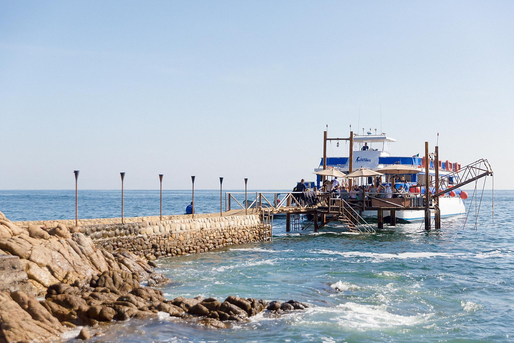 Catamaran To Las Caletas