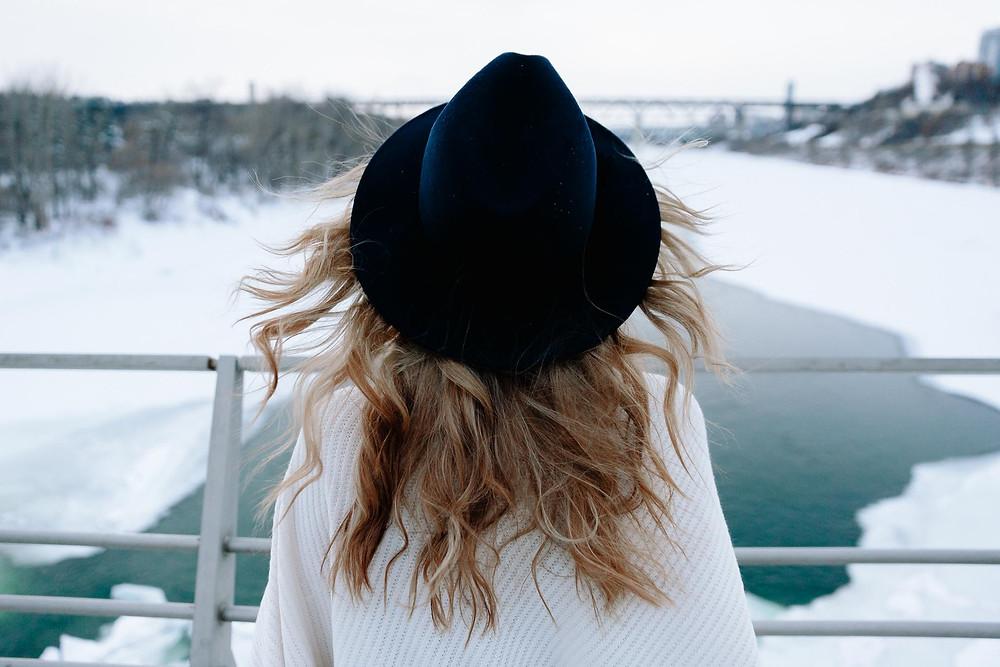 Edmonton In Winter