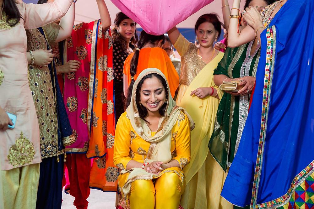 Edmonton INdian Wedding Photographer