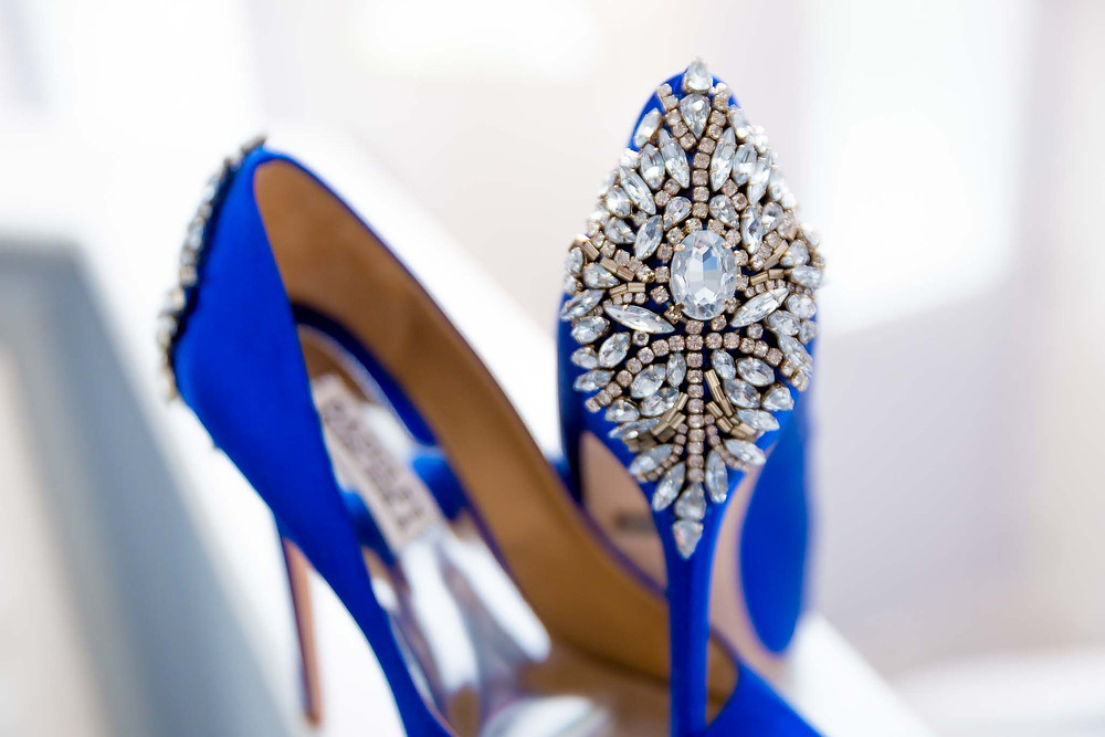 Michska Badgley Wedding Shoes