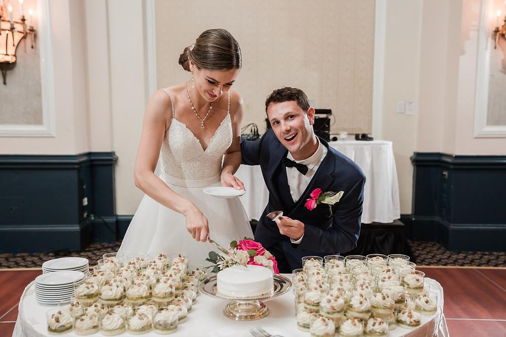 Wedding In Hotel Mac