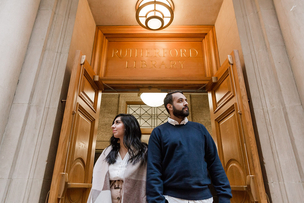 Rutherford Library Engagement