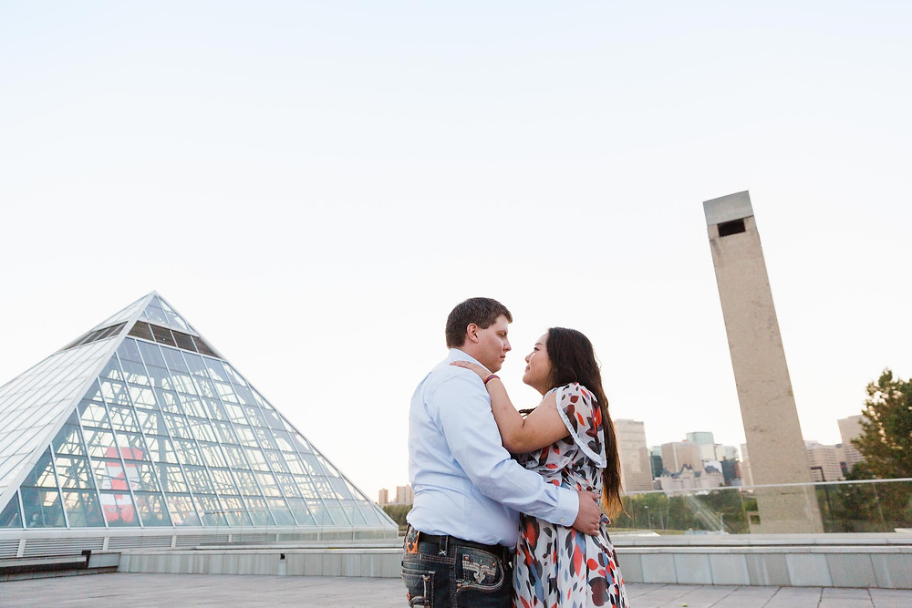 Edmonton Engagement Session