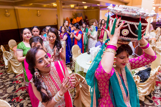 Sikh Pre-Wedding Events