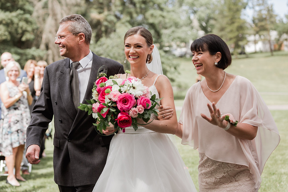 St.Albert Wedding Photos