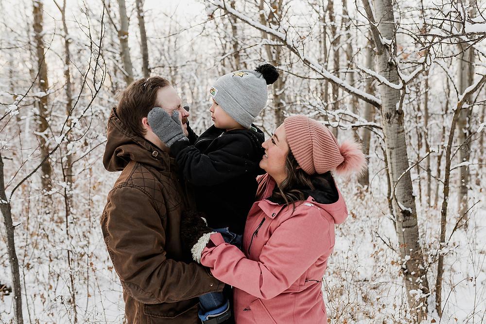 family photos in st albert