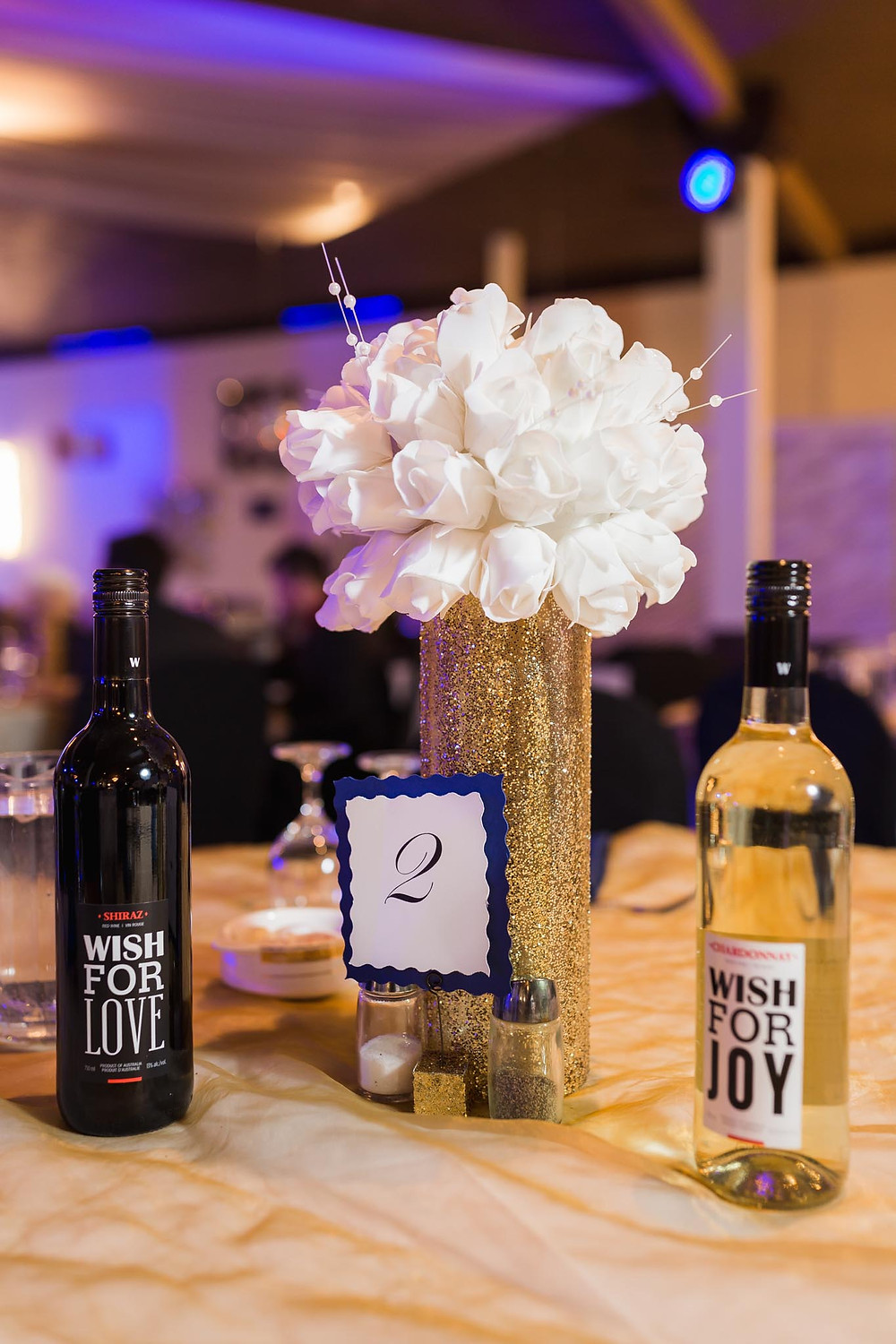 Mirage Wedding Decor