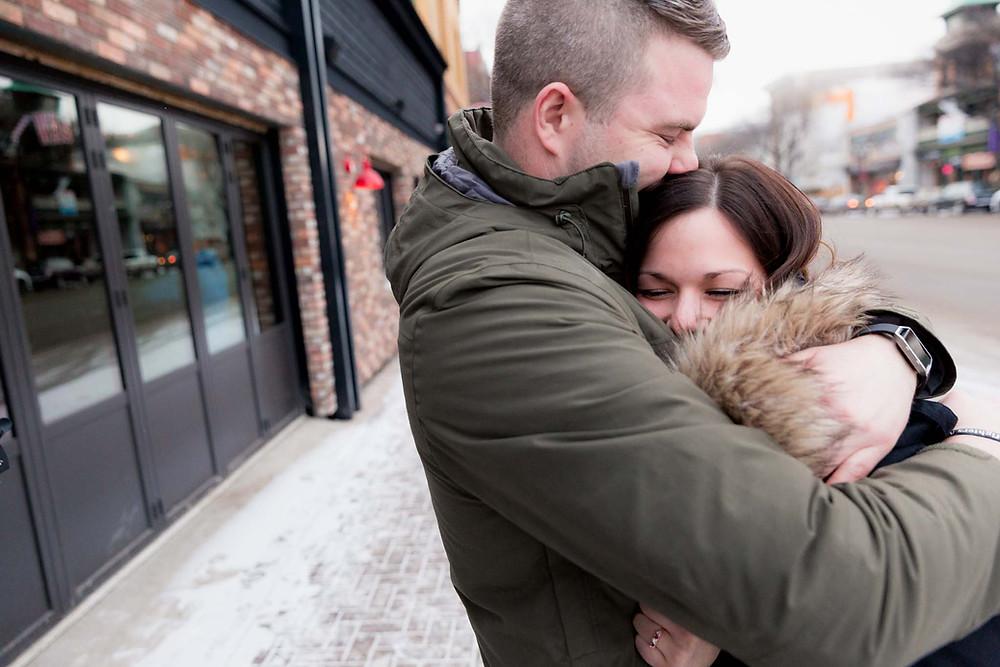 Edmonton Marriage Proposal
