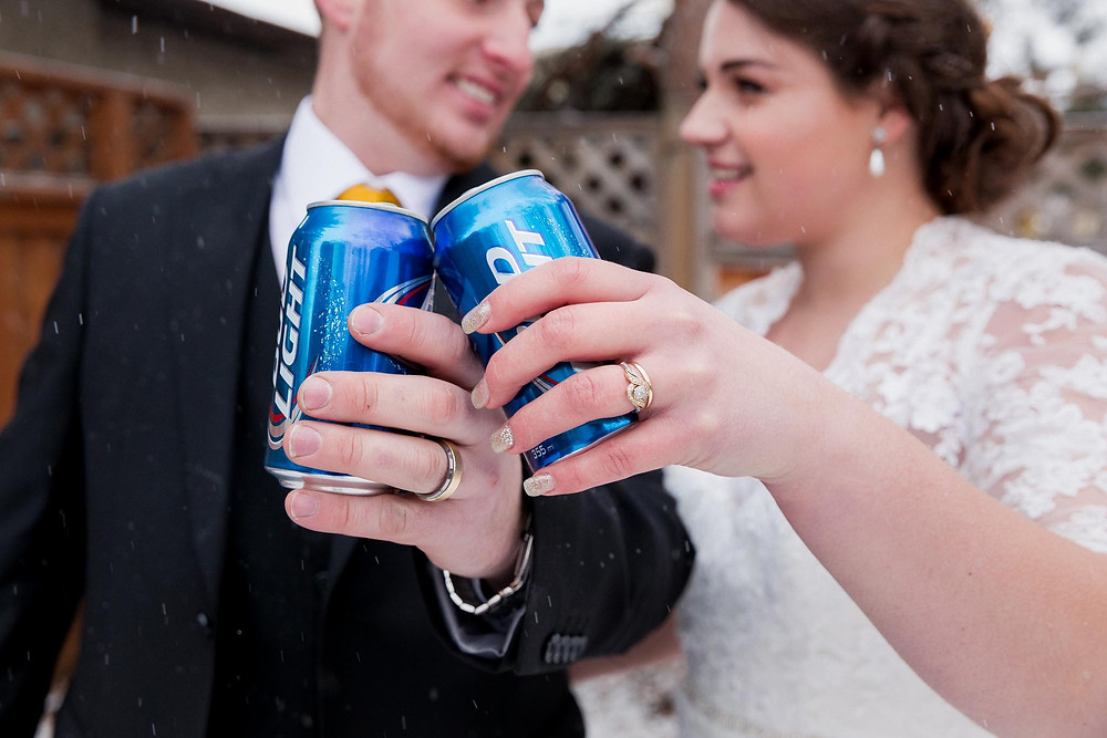 Wedding Beers