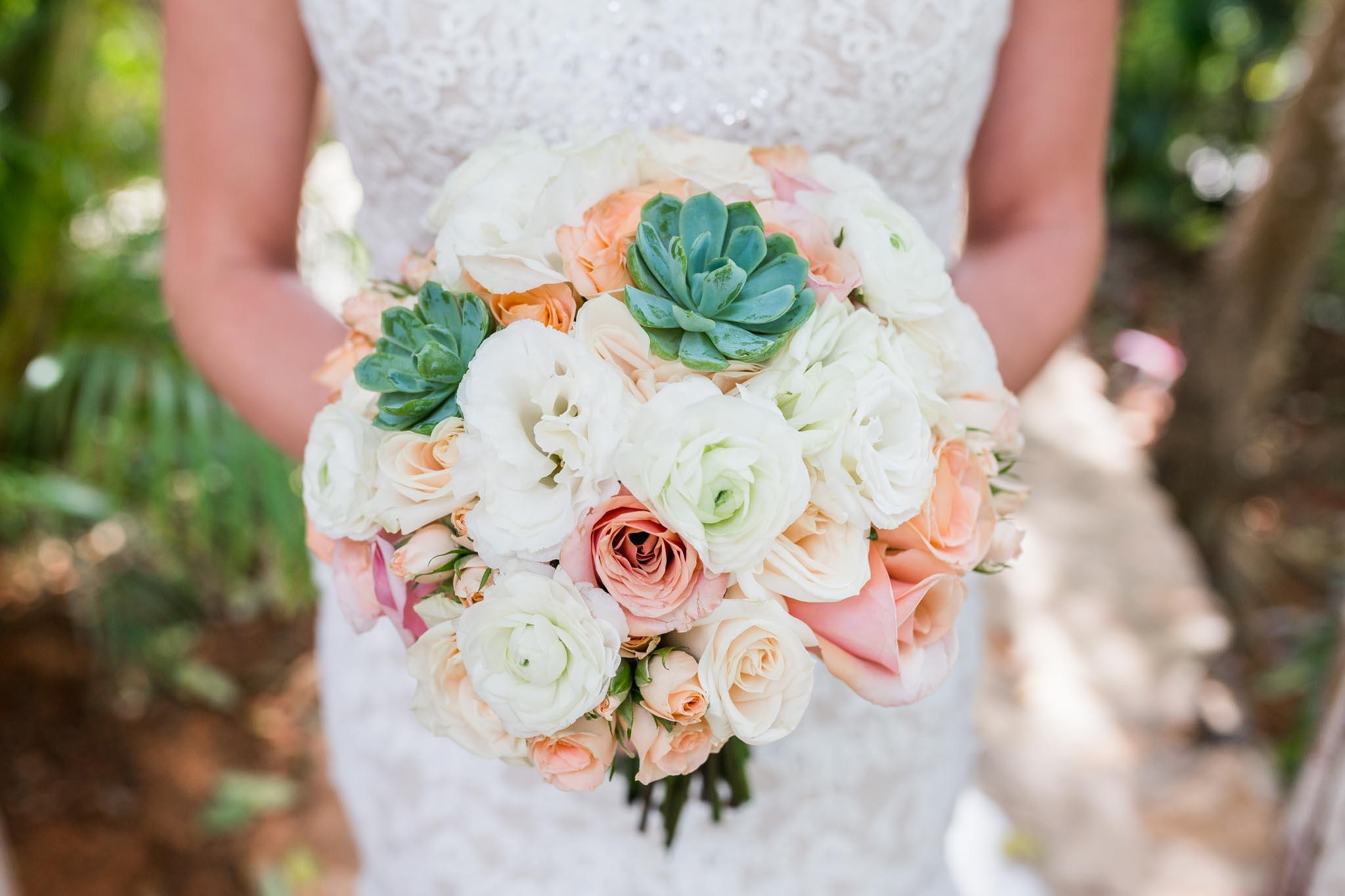 Succulent Bouquet Edmonton Photo