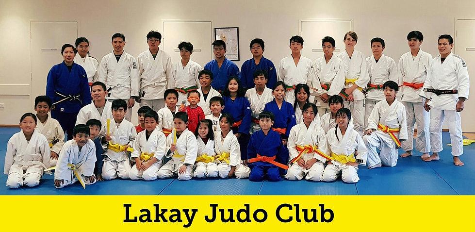 Home Lakay Judo Club