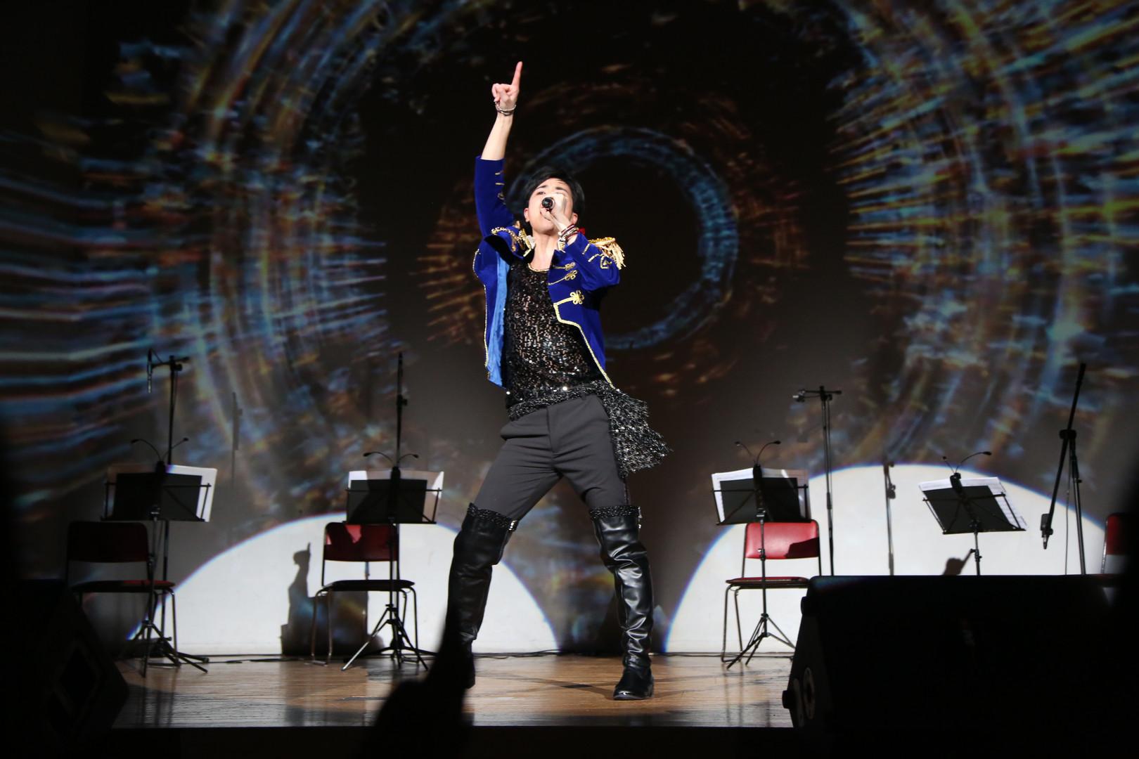 B.Nazki Concert 2020 love. myself.