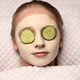 CLEANSING FOR TEEN FACIAL