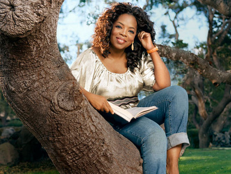 An Exclusive Look at Oprah's Journals