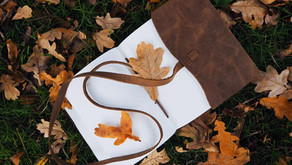 Seeking Autumn Beauty with Art Journaling