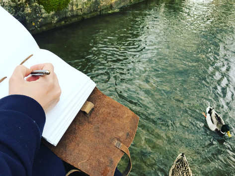 Journal Meditation - Listening to your life through the practice of writing