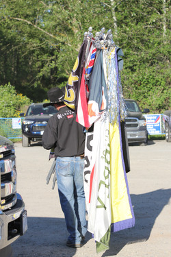 Organizing our flags