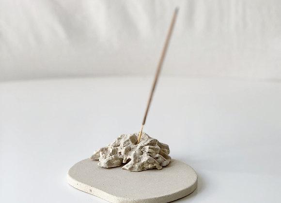 incense holder - leftovers