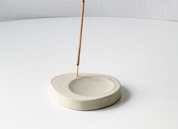 incense holder - organic