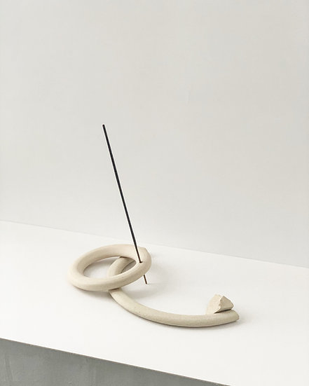 incense sculpture