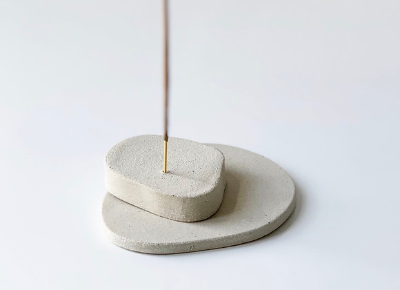 incense holder - o organic
