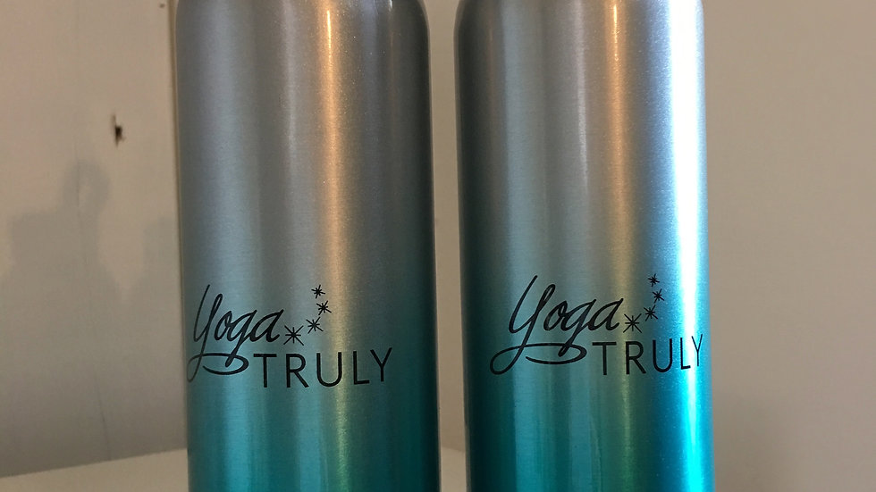 Yoga Truly Water Bottle