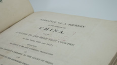 Narrative of a journey in the interior of China, and of a voyage to and from that country, in the years 1816 and 1817 (published 1818)