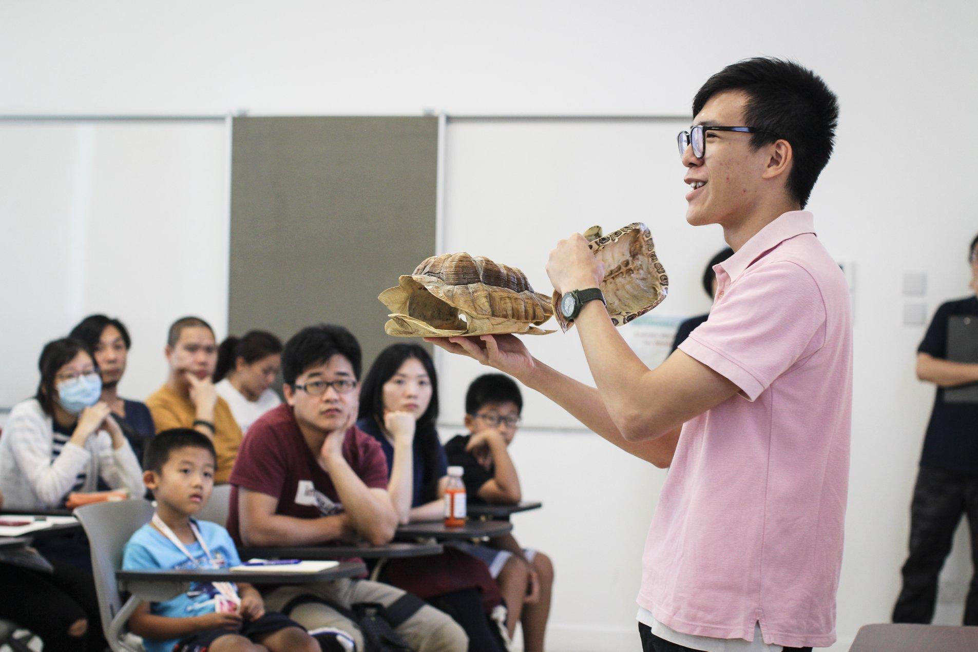 兩棲爬蟲類講座 Herpatology Seminar