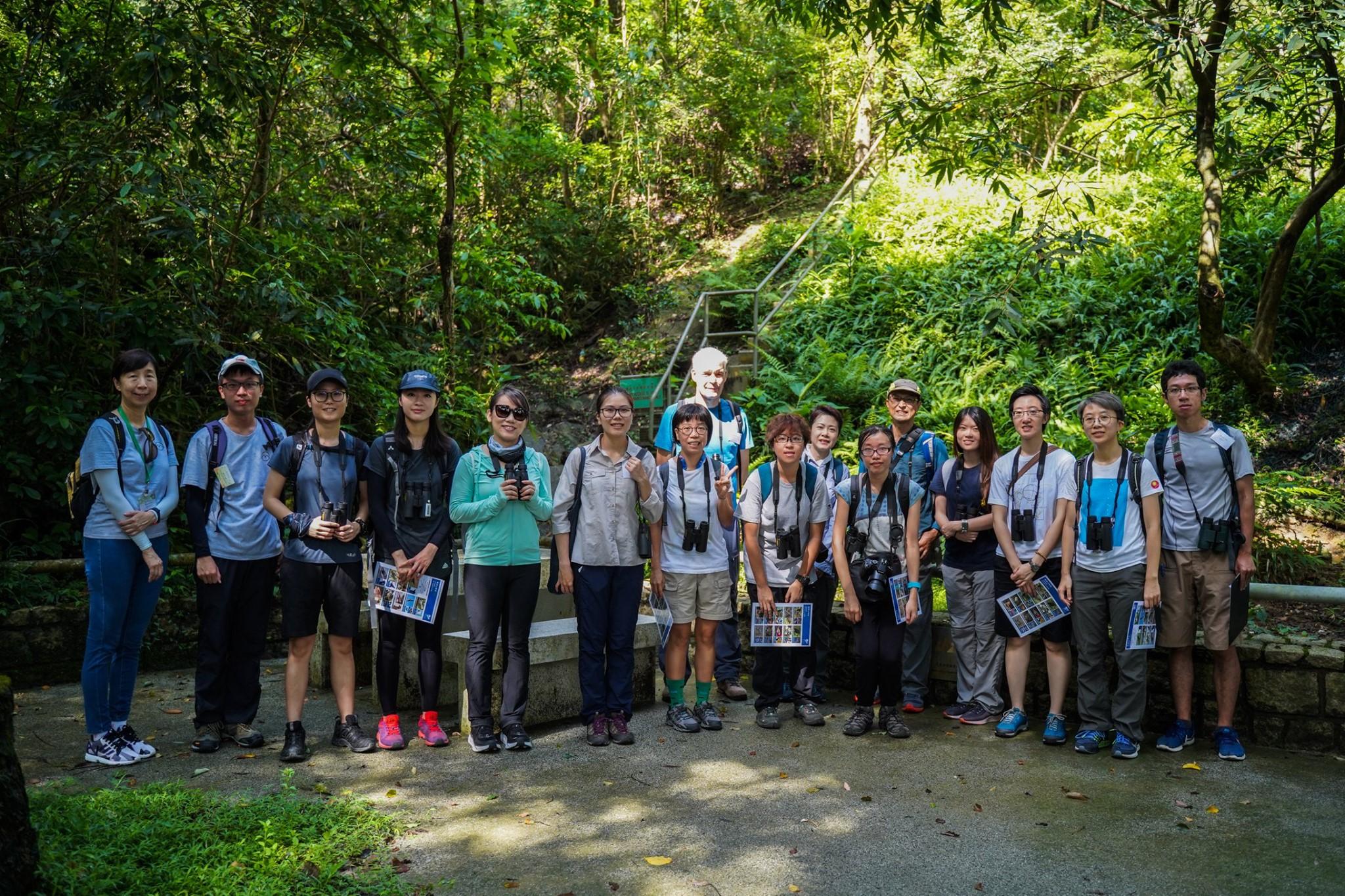 雀鳥調查組 Bird Survey Group