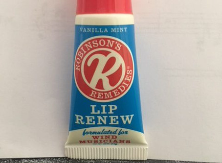 Robinson's Remedies – Lip Renew – the best lip product EVER