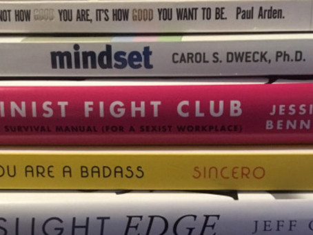 Five Books to Revamp your Mindset and Motivate you on the Path to Success