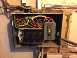 Old out of date mains unit
