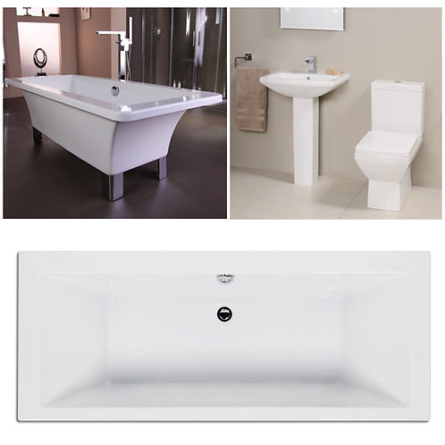 Zaro Freestanding Bath