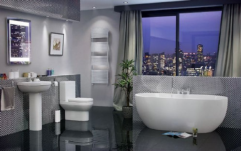 Free Standing Bath Suite