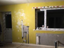 Kitchen rewire project