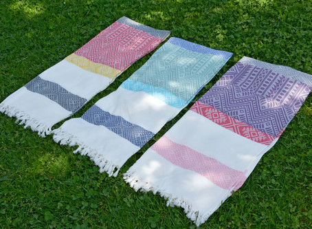 27 PRACTICAL WAYS TO USE A TURKISH TOWEL