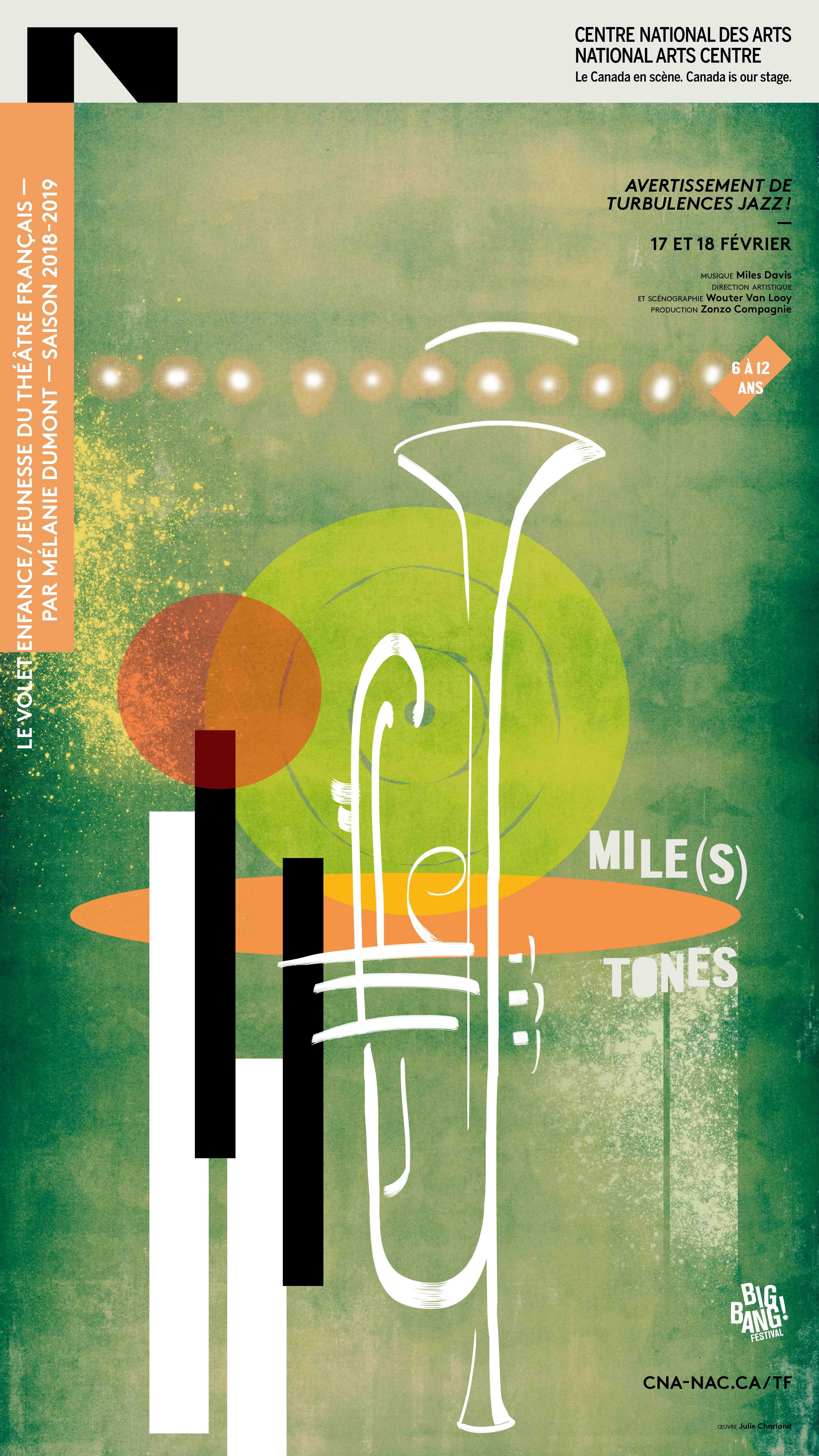 Mile(s)tones / graphisme Gauthier Designers