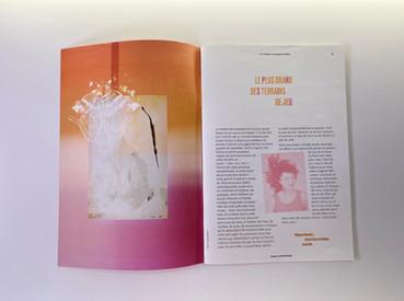 Brochure Saison 2018-19 du théâtre français du CNA