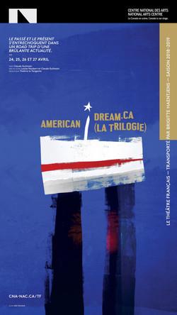 American Dream.ca / graphisme Gauthier Designers