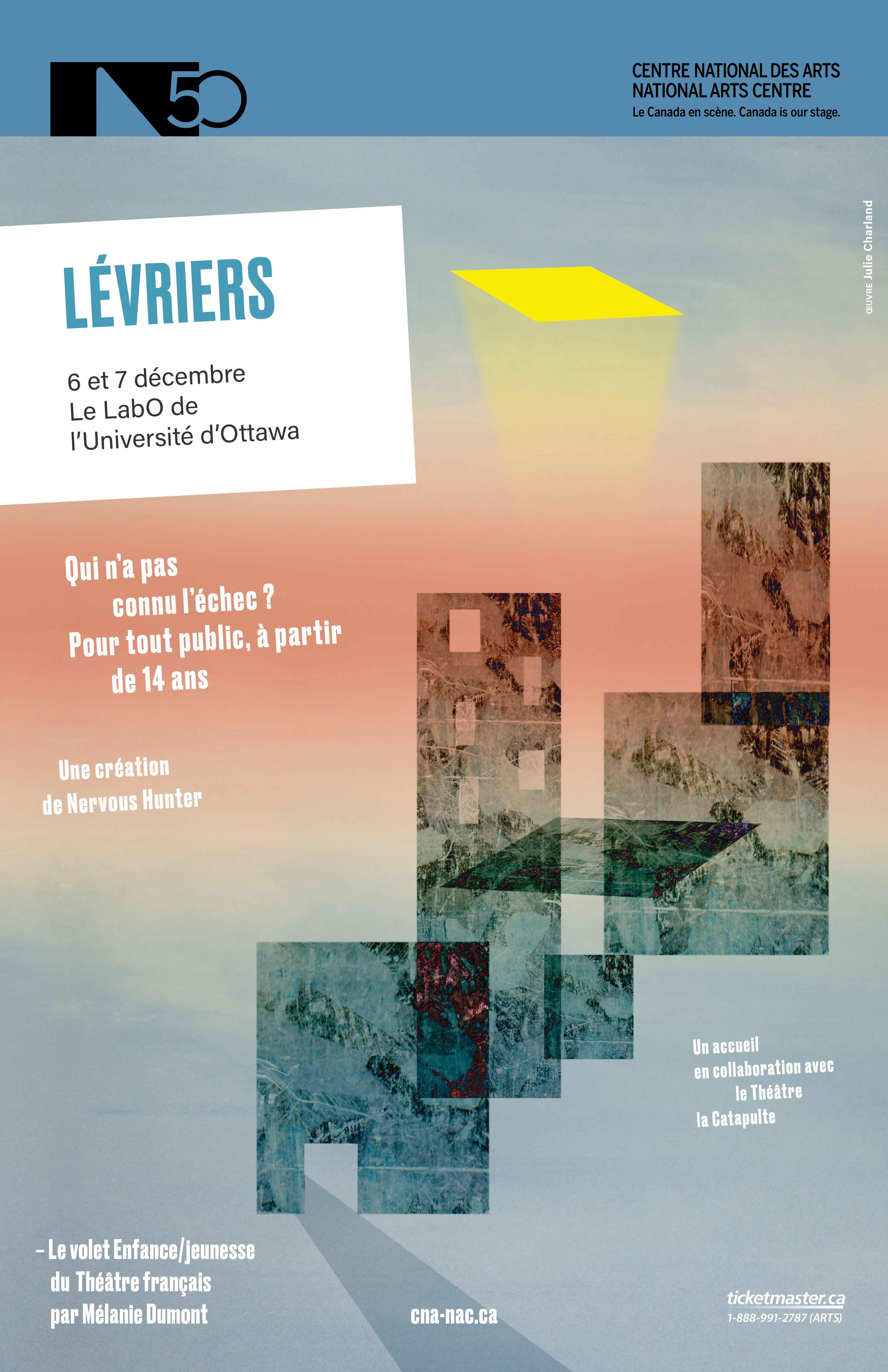 Lévriers / graphisme Gauthier Designers