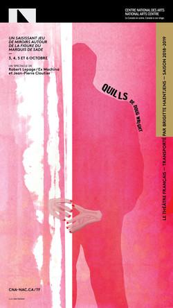 Quills / graphisme Gauthier Designers