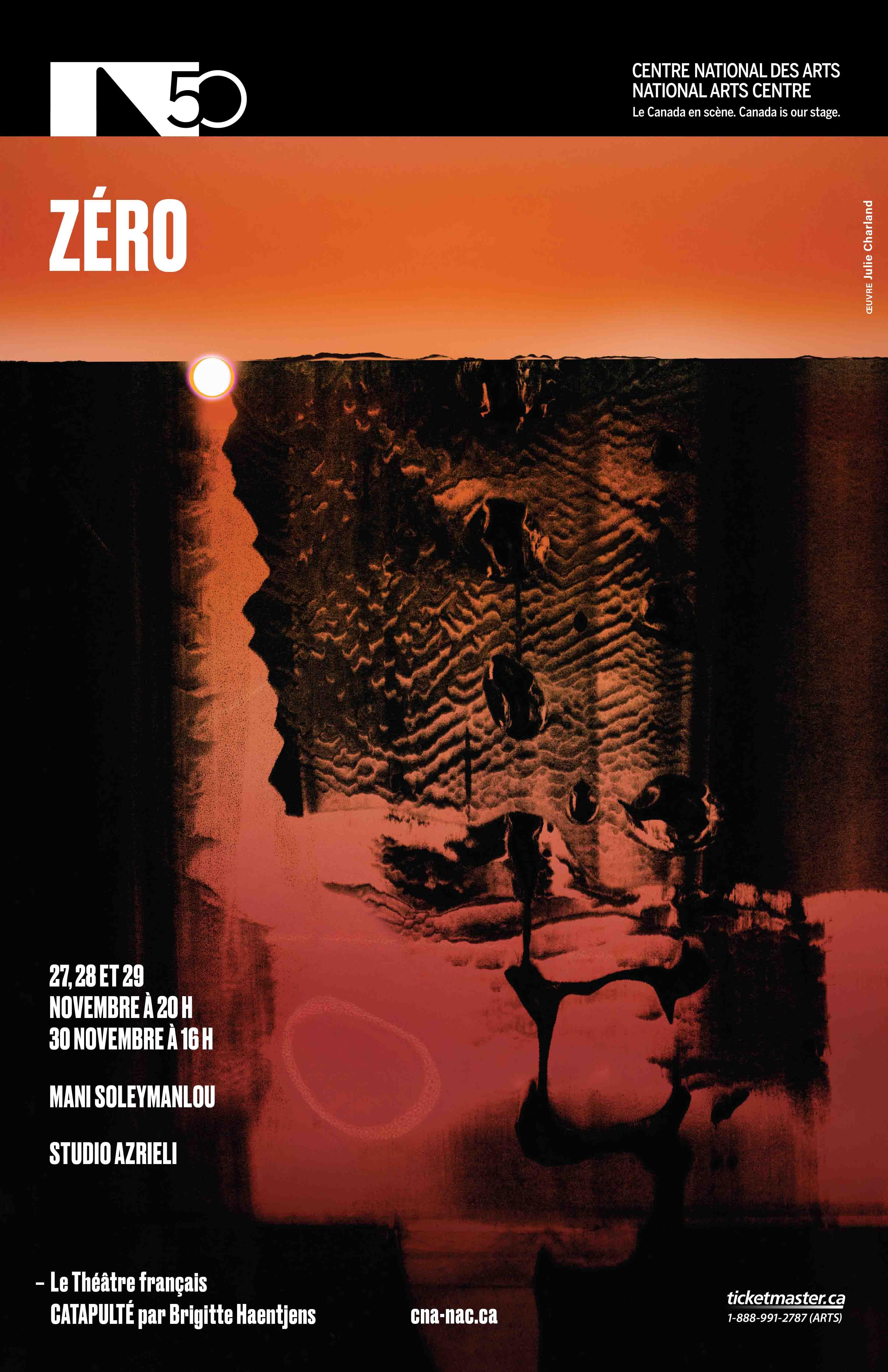 Zéro / graphisme Gauthier Designers